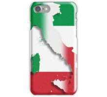 Italy Italian Flag iPhone Case/Skin