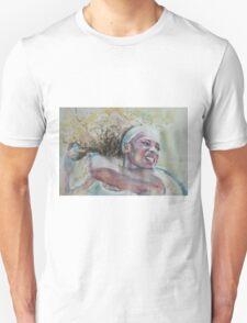 Serena Williams -2 Unisex T-Shirt