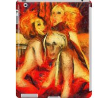 Witches of Macbeth by Mary Bassett iPad Case/Skin