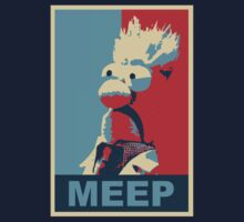 The Meep (Muppet Propaganda) Kids Clothes