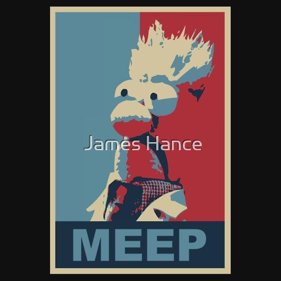 TShirtGifter presents: The Meep (Muppet Propaganda)