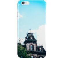 Disneys Phantom Manor iPhone Case/Skin