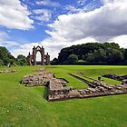 Guisborough Priory by robwhitehead