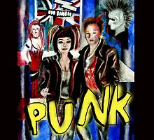 Punk Rock Style  by Tom Conway