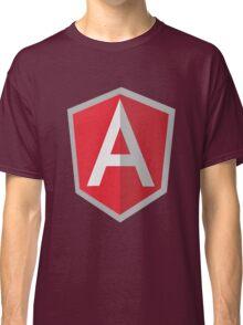 Angularjs geek funny nerd Classic T-Shirt