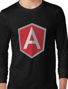 Angularjs geek funny nerd Long Sleeve T-Shirt