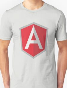 Angularjs geek funny nerd T-Shirt
