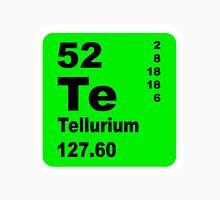 Tellurium Periodic Table of Elements Unisex T-Shirt