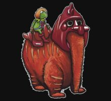 He-Frog & Snufflecat