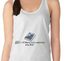 Tolkein-Inspired Quote Women's Tank Top