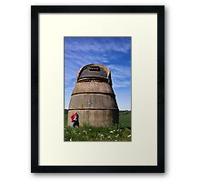 Phantassie Doocot  Framed Print