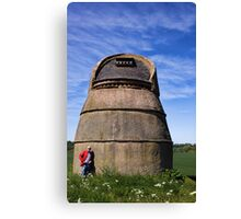 Phantassie Doocot  Canvas Print
