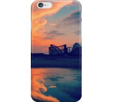 Wildwood sunset iPhone Case/Skin
