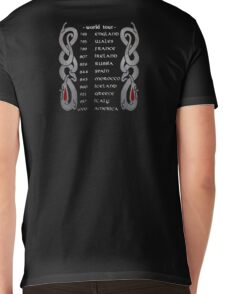 viking world tour Mens V-Neck T-Shirt