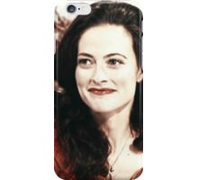 Lara pulver  iPhone Case/Skin