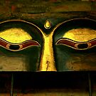 buddha eyes. thai style by tim buckley | bodhiimages