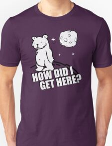 Desmond the Moon Bear Funny Humor Hoodie / T-Shirt Unisex T-Shirt