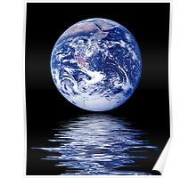 Blue Planet Poster