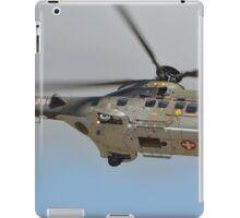 Swiss Air Force Super Puma iPad Case/Skin