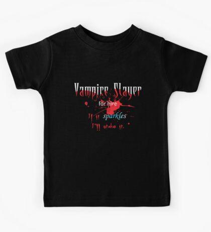 Vampire Slayer Kids Tee