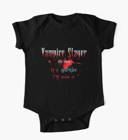 Vampire Slayer One Piece - Short Sleeve