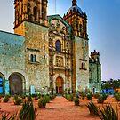 Santo Domingo, Oaxaca MX by Paul Grinzi