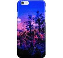 Another Blue Night iPhone Case/Skin