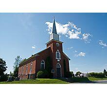 Gordon Presbyterian Church, St. Elmo. 1864. Photographic Print