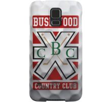 Bushwood Country Club Samsung Galaxy Case/Skin