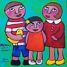 MEMORY OF A SUNDAY  by ART PRINTS ONLINE         by artist SARA  CATENA
