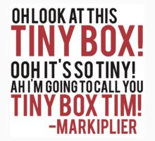 Markiplier finding tiny Tim quote by dougiep123