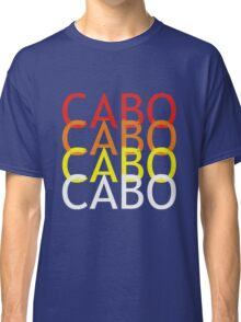 Cabo geek funny nerd Classic T-Shirt