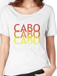 Cabo geek funny nerd Women's Relaxed Fit T-Shirt
