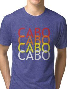 Cabo geek funny nerd Tri-blend T-Shirt