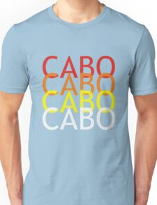 Cabo geek funny nerd Unisex T-Shirt
