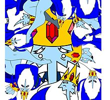 An Ode to the Ice King Photographic Print