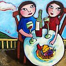NEW  LOVE   by ART PRINTS ONLINE         by artist SARA  CATENA