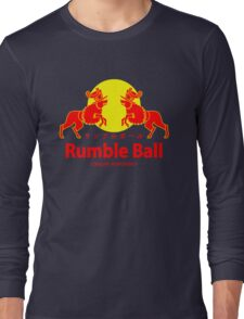 Rumble ball Long Sleeve T-Shirt