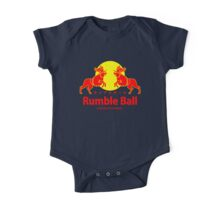 Rumble ball One Piece - Short Sleeve