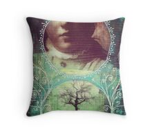 Growing Disappointment Throw Pillow