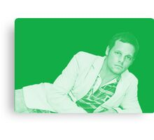 Justin Chambers Canvas Print