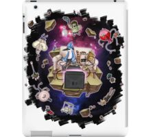 Regular Show Lost in Universe iPad Case/Skin