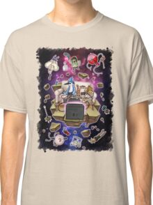 Regular Show Lost in Universe Classic T-Shirt