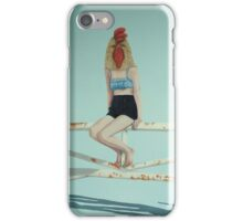 Gallo de la serie Hard Candy iPhone Case/Skin