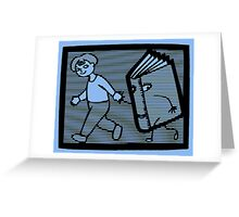 Let's Be Friends. Greeting Card