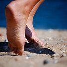 Walking in the Sand by Jake Eisner