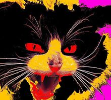 Demon Cat! by SussLord