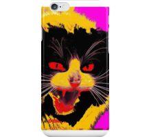 Demon Cat! iPhone Case/Skin