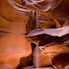 Upper Antelope Canyon by John Wright