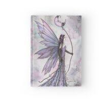 Captive Moon Fairy Fantasy Art Illustration  Hardcover Journal